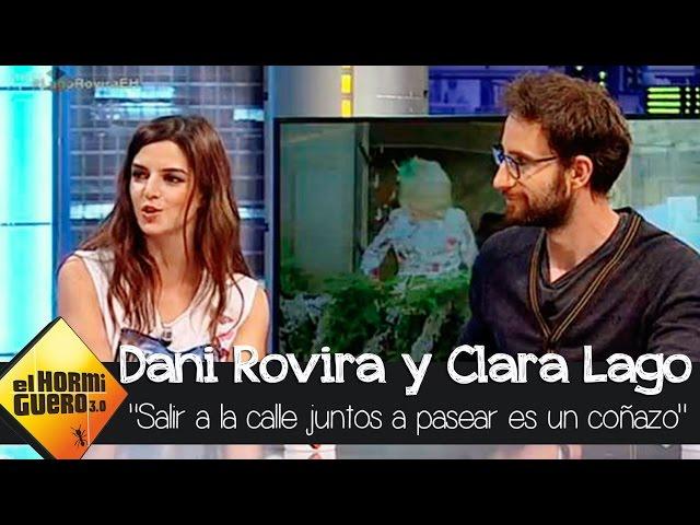 Entrevista a Clara Lago y Dani Rovira
