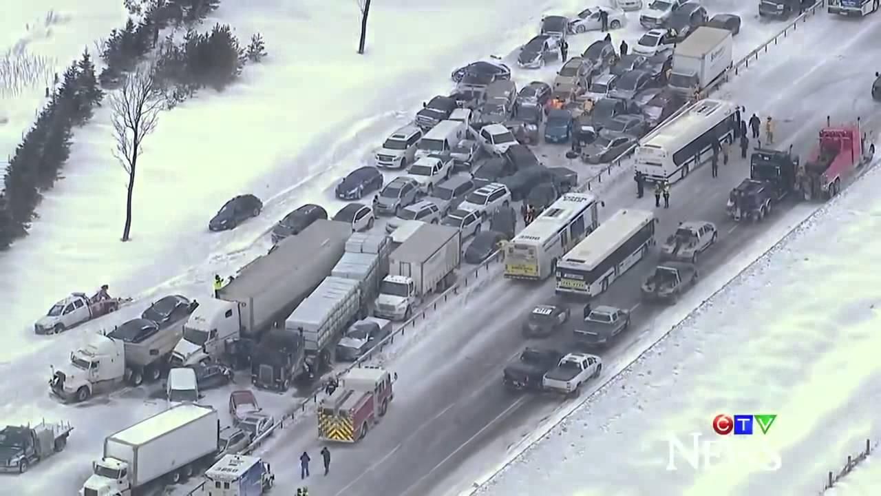 Car Accident In Toronto Canada