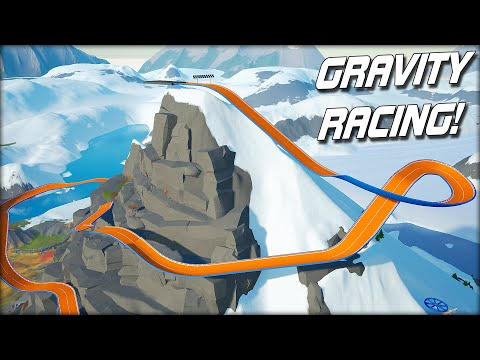 Gravity Powered Soapbox Racing Down a Huge Mountain Course! (Main Assembly Gameplay) |