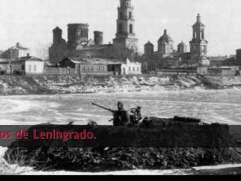 Canción de Leningrado - Ленинградцы (Traducida al español).