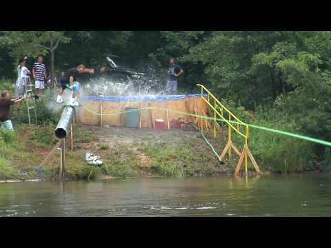 Slingshot WAKE Pool gap - Athens, TX