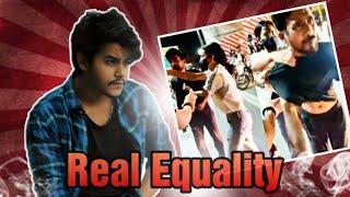 Real Equality - Rakshak Pandey