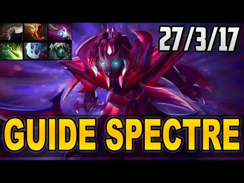 видео: Лучший Гайд на Спектру |  dota 2 spectre guide