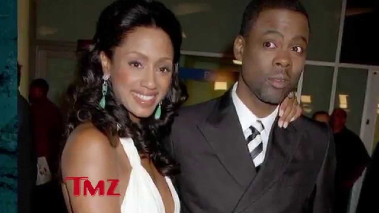 Chris Rock – Too Exhausted to Continue Marriage