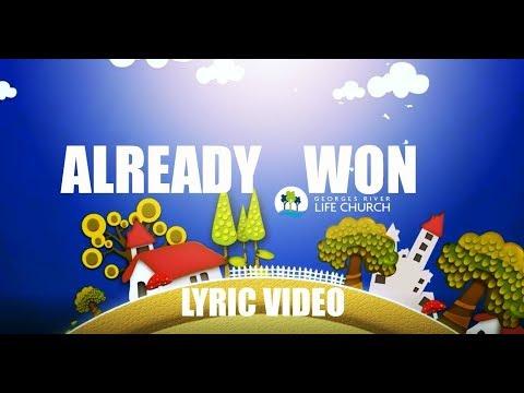 Already Won by Elevation Kids Lyric Video