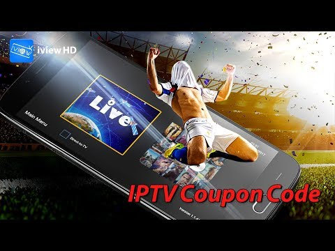 IView HD IPTV Coupon Code Usage Guide
