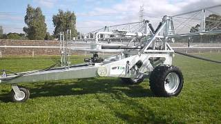 Irrigation at Flemington Racecourse by Upton Engineering Corowa Australia