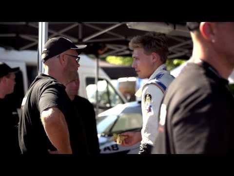 Pontus Tidemand Videoblog EP12 Rally SM Linköping