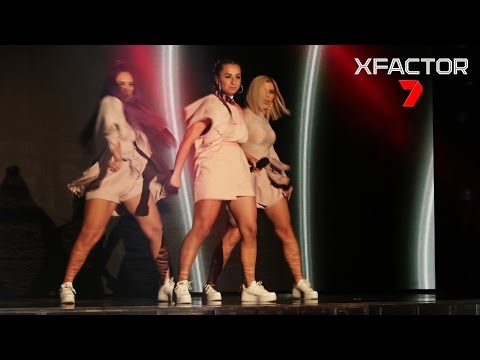 BEATZ's performance of Destiny's Child's 'Survivor' - The X Factor Australia 2016