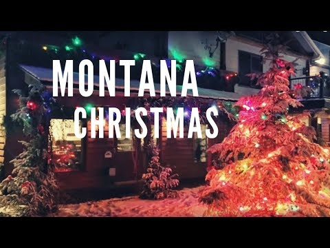 Montana: Christmas In The Flathead Valley (Bigfork, Whitefish, & Kalispell)