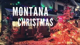 Montana: Christmas in the Flathead Valley (Bigfork, Whitefish, & Kalispell)