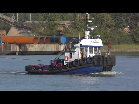 PACIFIC tugboat OCEAN GORDON 2017