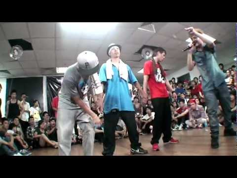 Hanoi Jam Freestyle Battle 1 vs 1 Final: TF vs Ks