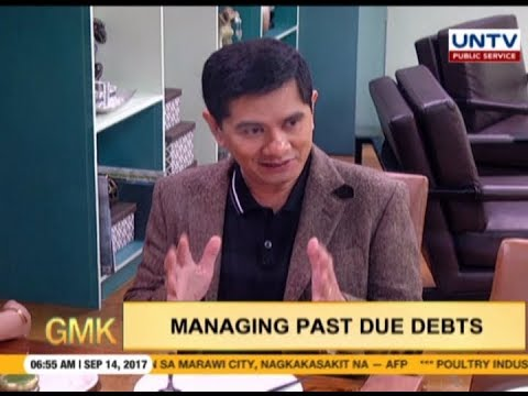 How to manage past due debts