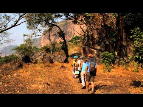 Hiking Fouta Djalon, travel Guinea Conakry   Kumakonda