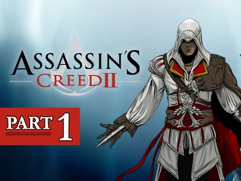 Assassin S Creed 2 Walkthrough Part 1 Ezio Auditore Da Firenze