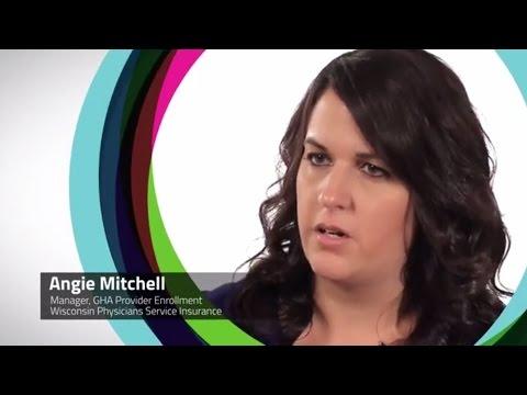 OnBase Testimonial WPS Health Insurance - Provider Enrollment