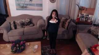 Listen - Beyonce Dream Girls Amazing Cover By Isabel Sanchez 9yrs Old
