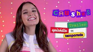 Trailer, Episódio ou Temporada: Larissa Manoela analisa crushes | Netflix
