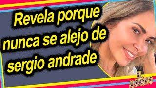 Gloria Trevi por fin revela la verdadera razón de poque nunca se alejo de Sergio Andrade
