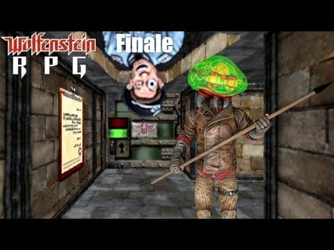 Wolfenstein RPG Let's Play [Finale] - Facing The Harbinger Of DOOM!