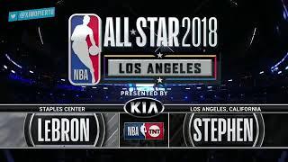 NBAオールスターゲーム2018 フルハイライト