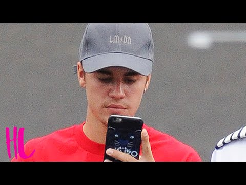 Justin Bieber Quits Instagram Again - WTF