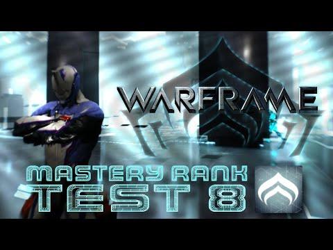 Warframe Mastery Rank Test 8 Shoot And Jump Youtube