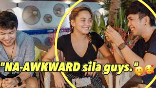 boy friend does her make up challenge (MAY GALIT SI SNAKE PRINCESS) | Medyo Maldito
