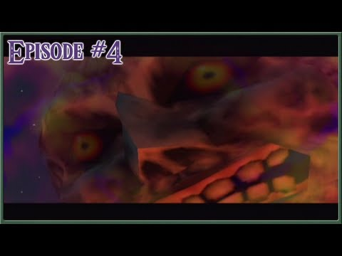 The Legend Of Zelda: Majora's Mask - Final Day Face-Off, Clock Tower Confrontation - Episode 4