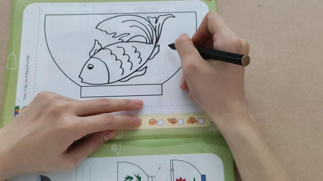 Hướng Dẫn Cách Vẽ Trang Trí Cái Bát Cho Học Sinh Lớp 3