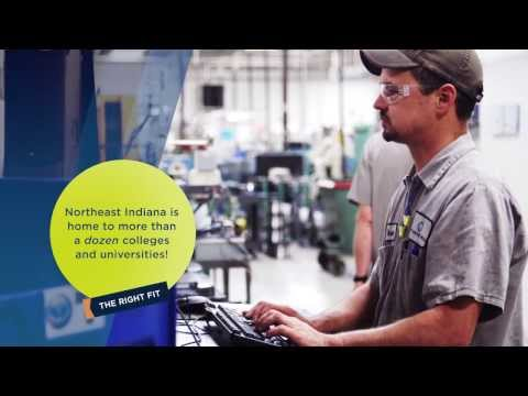 Your Workforce is Ready | Right Here in Northeast Indiana