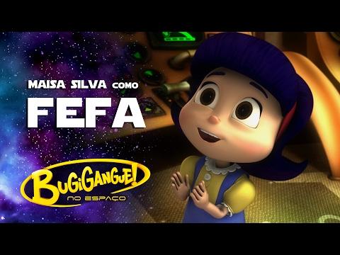 Personagem Fefa  Bugigangue no Espaço