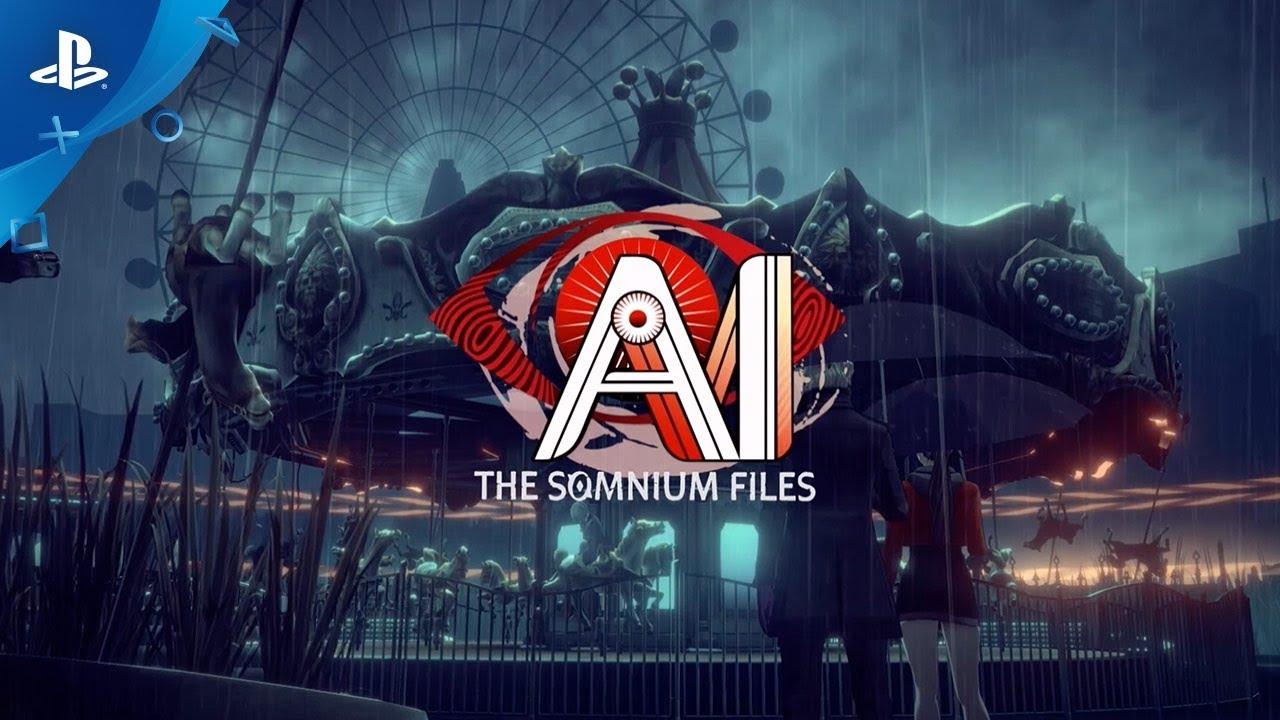 AI: The Somnium Files - Investigation Trailer PS4