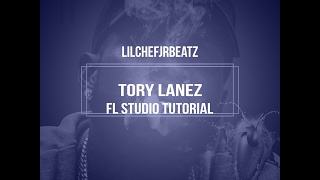 How to Make a Tory Lanez type beat 2017 (FL STUDIO 12 Tutorial)
