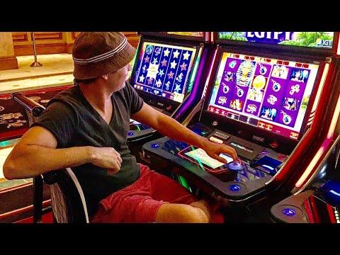 Вегас После Стрельбы. Казино, Проиграл $$$$$. Ночь в Лас Вегасе