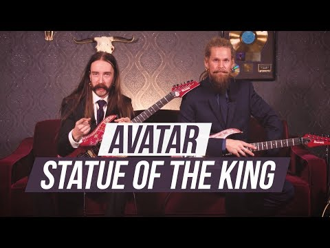 "Avatar - ""Statue of the King"" Playthrough at Guitar World"