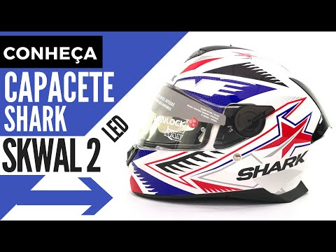 hqdefault - VÍDEO: Conheça o Capacete Shark Skwal 2 LED