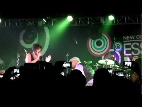 Kelly Price - Himaholic/Not my Daddy EMF 2011 Performance