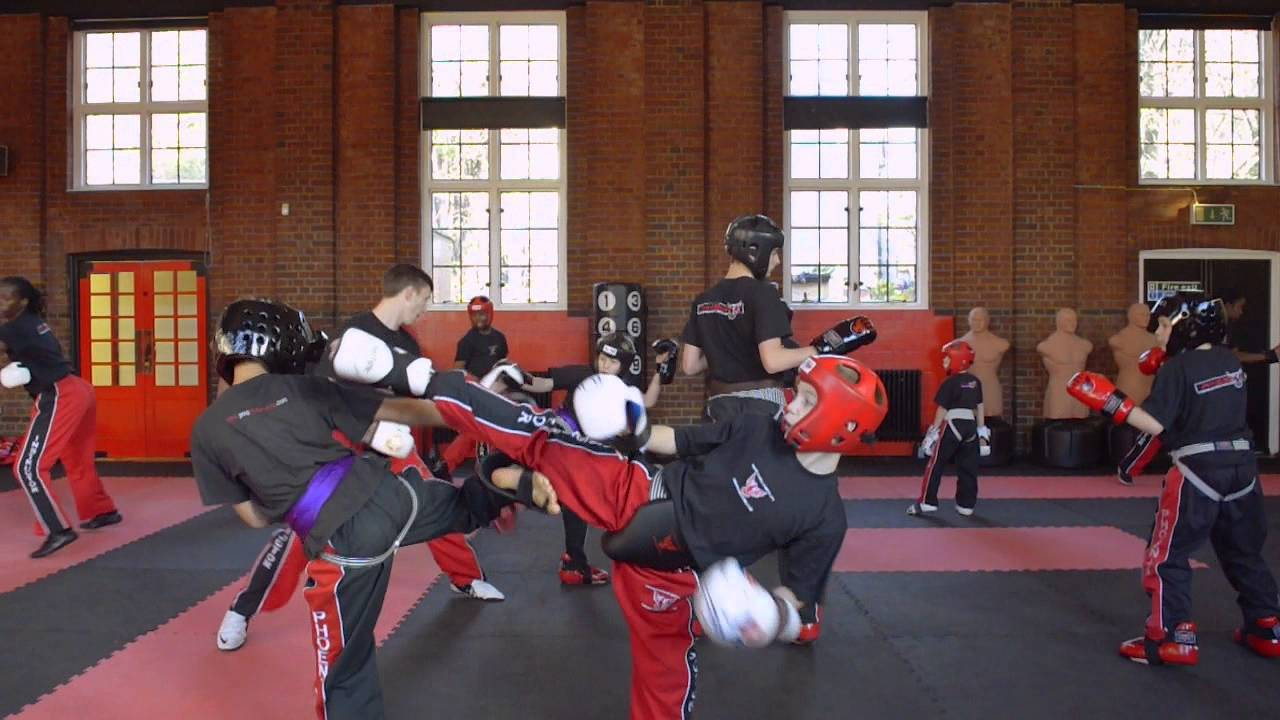 Phoenix Martial Arts: The Club