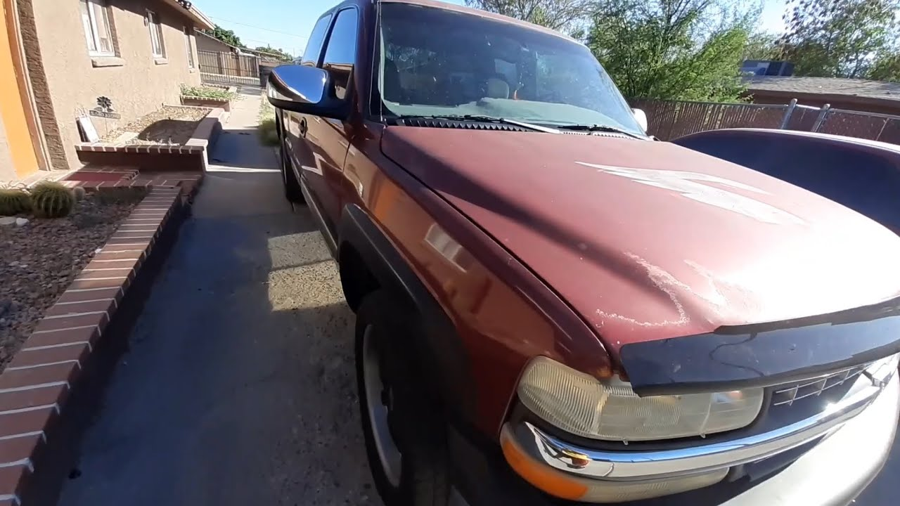 My 1999 Chevy Silverado