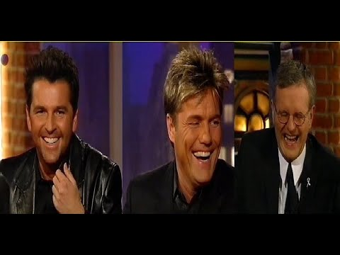 Modern Talking - Interview ( SAT1 Die Harald Schmidt Show 23 02 1999 )