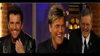Modern Talking - Interview ( SAT1 Die Harald Schmidt Show 23 02 1999 )