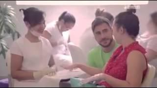 Julio Rocha dando sopa Nutri Soup Herbalife