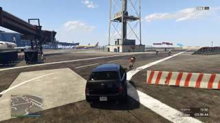 RonFred with Broughy1322 and the crew GTA Online
