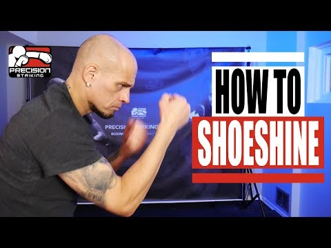 Boxing | How to Shoeshine | Boxing Drills