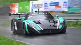 ドイツ!オスナブ,リュック!ヒルクライムレース!CRAZYな車達!street race, drift,engine swaps, Crazy Car