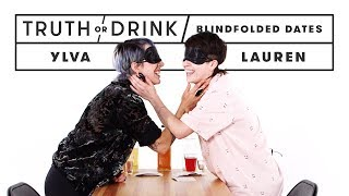 Blind(folded) Date (Ylva & Lauren) | Truth or Drink | Cut