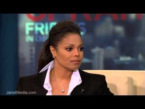 The Oprah Winfrey Show - Interview with Queen of Pop Janet Jackson (2010) (Part 1)
