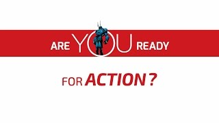 DC You - Are You Ready for Action?